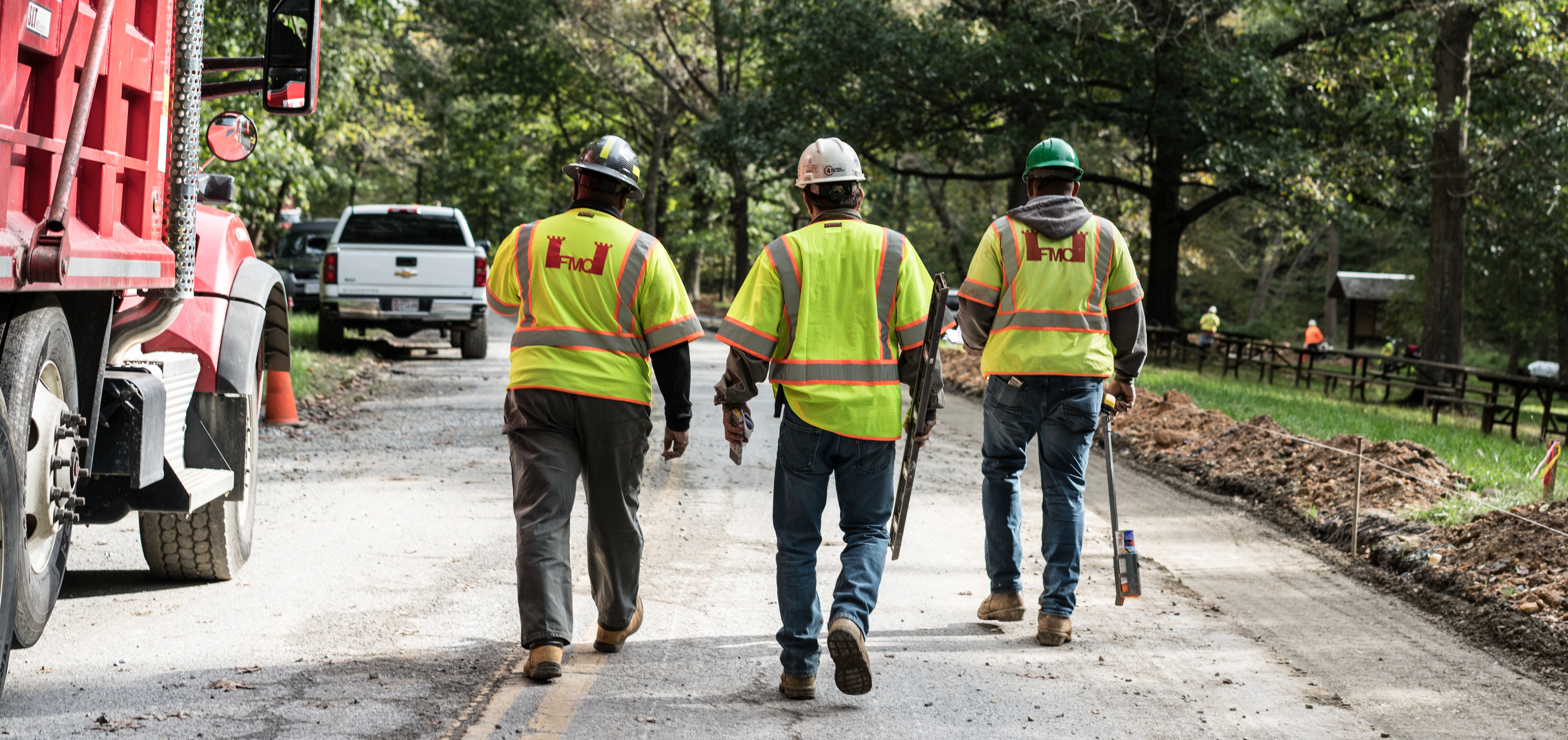 ROCK CREEK PARKWAY – BEACH DRIVE RECONSTRUCTION | FEDERAL HIGHWAY ADMINISTRATION | $35M