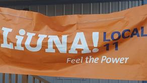 LiUNA Local 11 Hosts Laborers Outreach Event