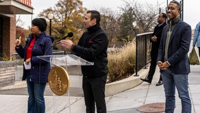 Press Release: Mayor Bowser Celebrates Reconstruction of Monroe Street Bridge