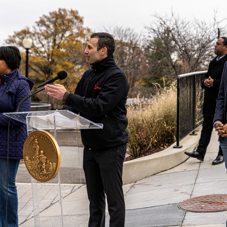 Press Release: Mayor Bowser Celebrates Reconstruction of Monroe Street Bridge