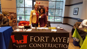Fort Myer Construction attends the Annual DBE Summit and Networking Symposium
