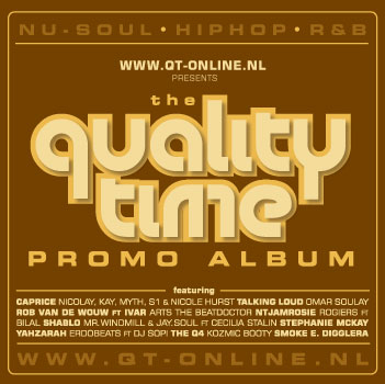 Quality Time Promo Album