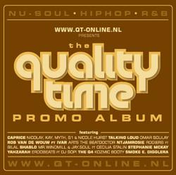 Quality Time Promo Album