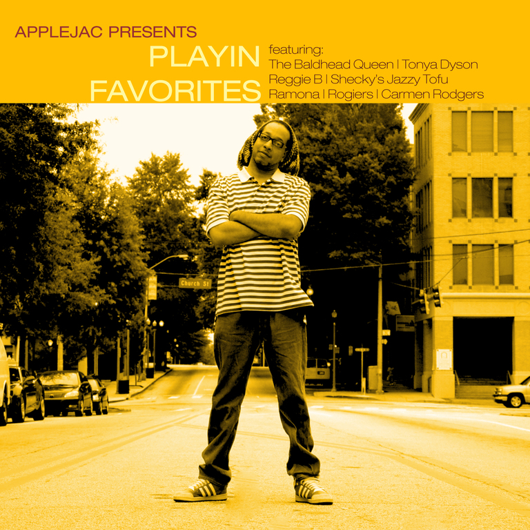 Applejac Presents: Playin' Favorites