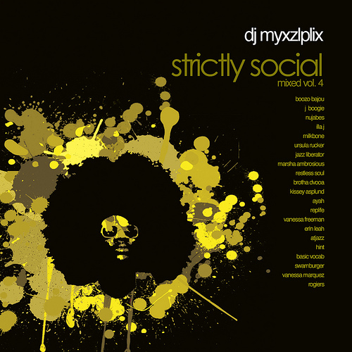 DJ Myxzlplix: Strictly Social, Vol. 4