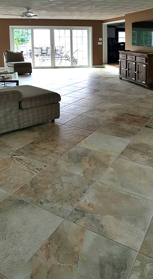 Flooring Contractor Barrington Nh Don Marcotte Flooring Tile