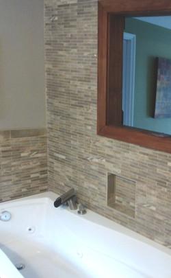 Barrington NH Bathroom Tile Contractor