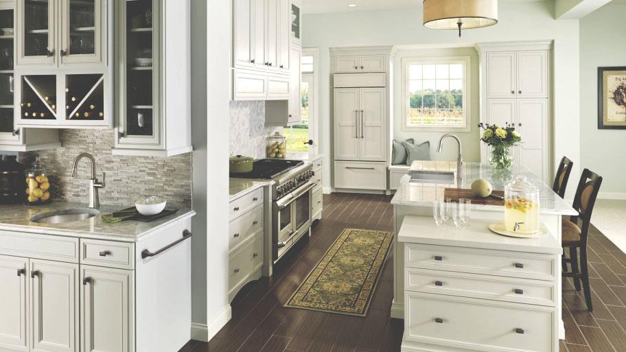 hardwood flooring example