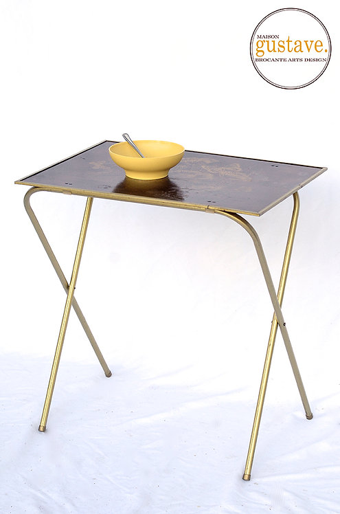 "Table pliante ""TV diner"""