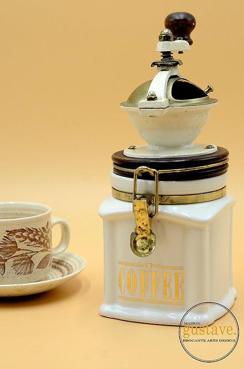 Moulin à grains de café