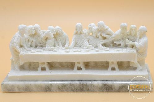 Cène sculpté à la main - Italie