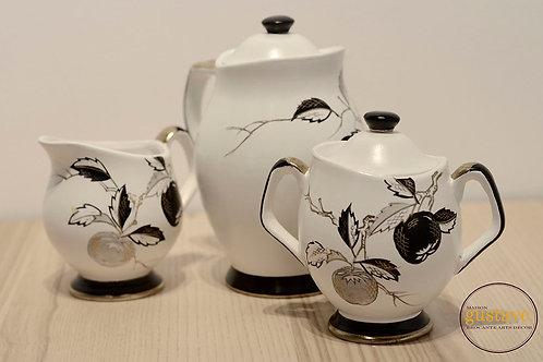 """Ensemble pour le thé """"Golden Apple"""""""