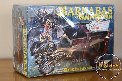 MPC Barnabas vampire van retro deluxe