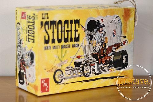 VENDU- AMT Li'l 'Stogie death valley dragger wagon