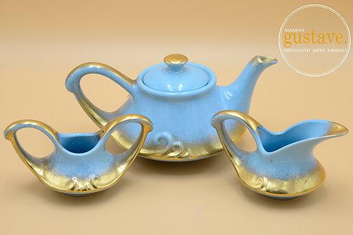 Ensemble à thé #706 de Céramique de Beauce