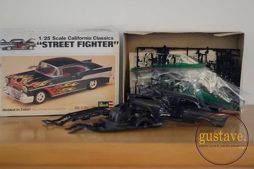 VENDU* Revell Street fighter
