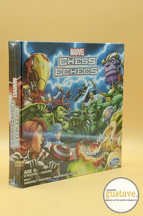 Jeu d'échecs Marvel scellé