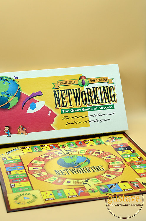 Jeu Networking version anglaise