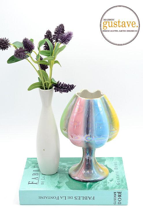 Vase italien lustreware #622