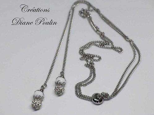 Les pendentifs Diane Poulin