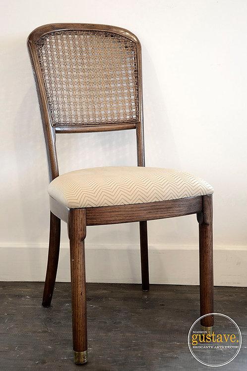 Chaise mid century modern