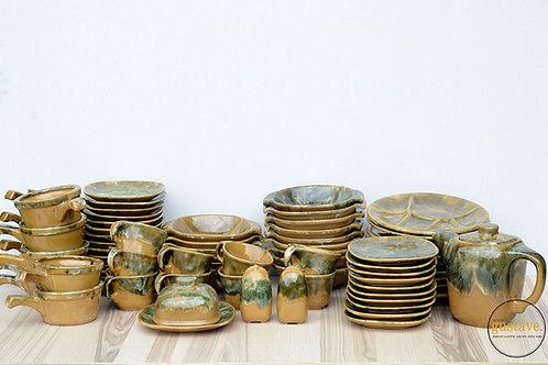 Vaisselle Paysan - morceaux
