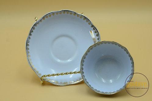Tasse anglaise en porcelaine de Chine