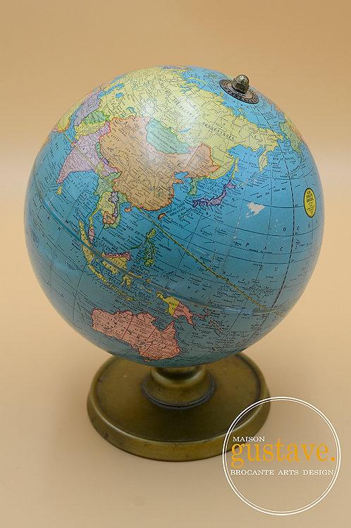 "Globe-terrestre 23 cm / 9"""