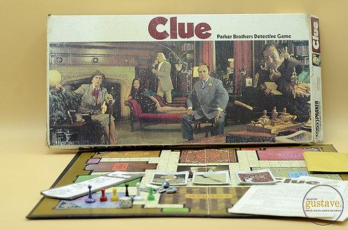 Jeu Clue 1972