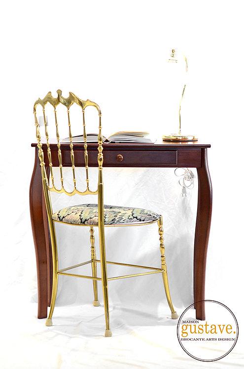 Table d'appoint [ou] petit bureau avec tiroir