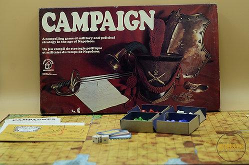 Campaign - jeu de stratégie au temps de Napoléon