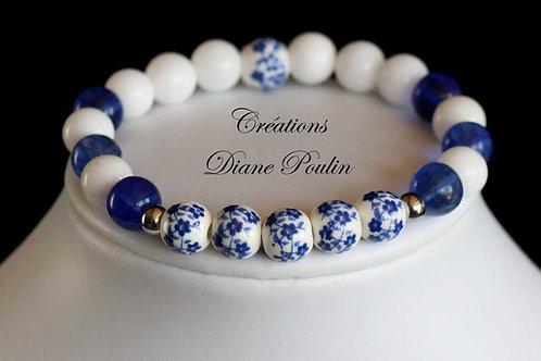 Les bracelets Diane Poulin