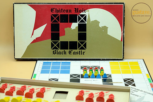 Jeu Château Noir, 1983