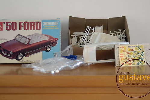 AMT 1950 Ford décapotable