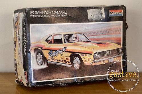 Monogram 1969 Rampage Camara