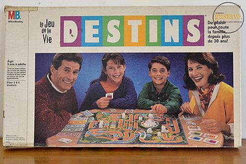 RÉSERVÉ* Hasbro - Destin édition 1993