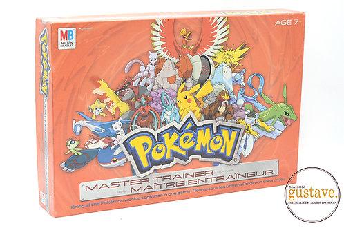 Pokémon, Maître entraîneur 2005