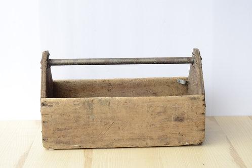 VENDU* Coffre de rangement antique