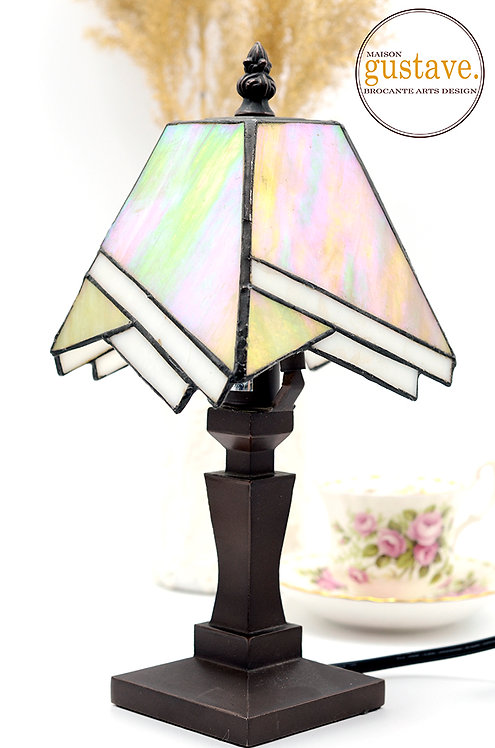 Lampe d'appoint style Tiffany
