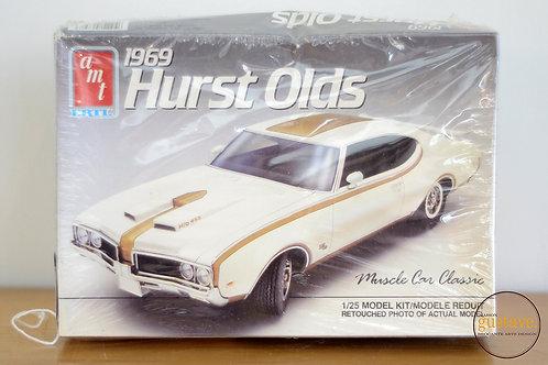 AMT '69 Hurst Olds 1/25