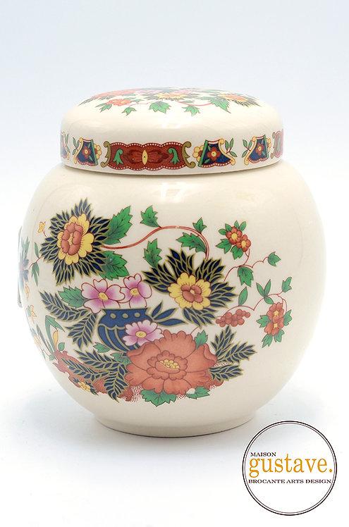 Ginger jar de Sadler, Angleterre