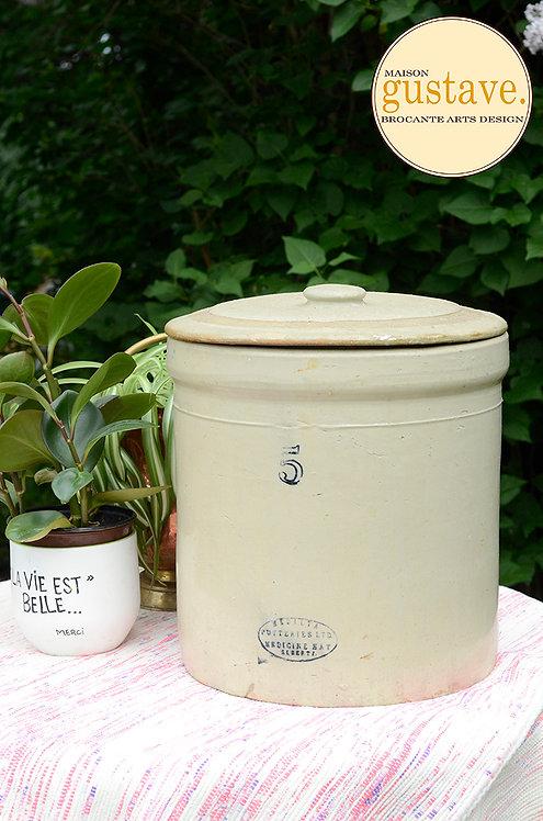 Cruche 5 gallons Medalta Potteries