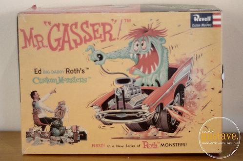 Revell Mr. Gasser