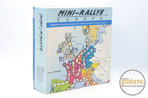 Mini-Rallye Europe, 1989