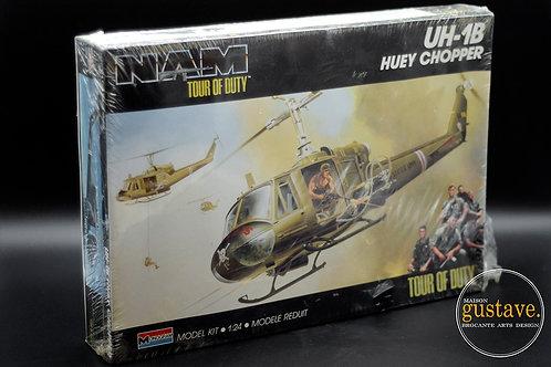 Monogram UH-1B Huer Chopper
