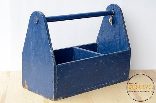 Coffre de rangement antique