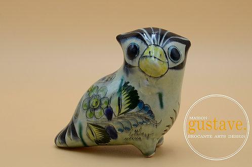Oiseau en céramique de Tonala