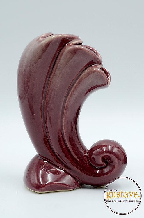 Vase rouge #86