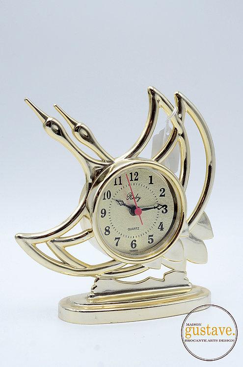 Horloge Ruby oies en vol