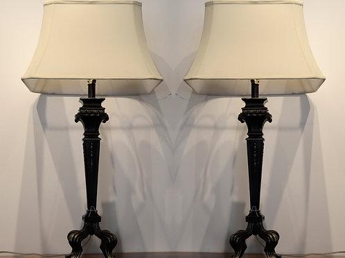 Duo de lampes